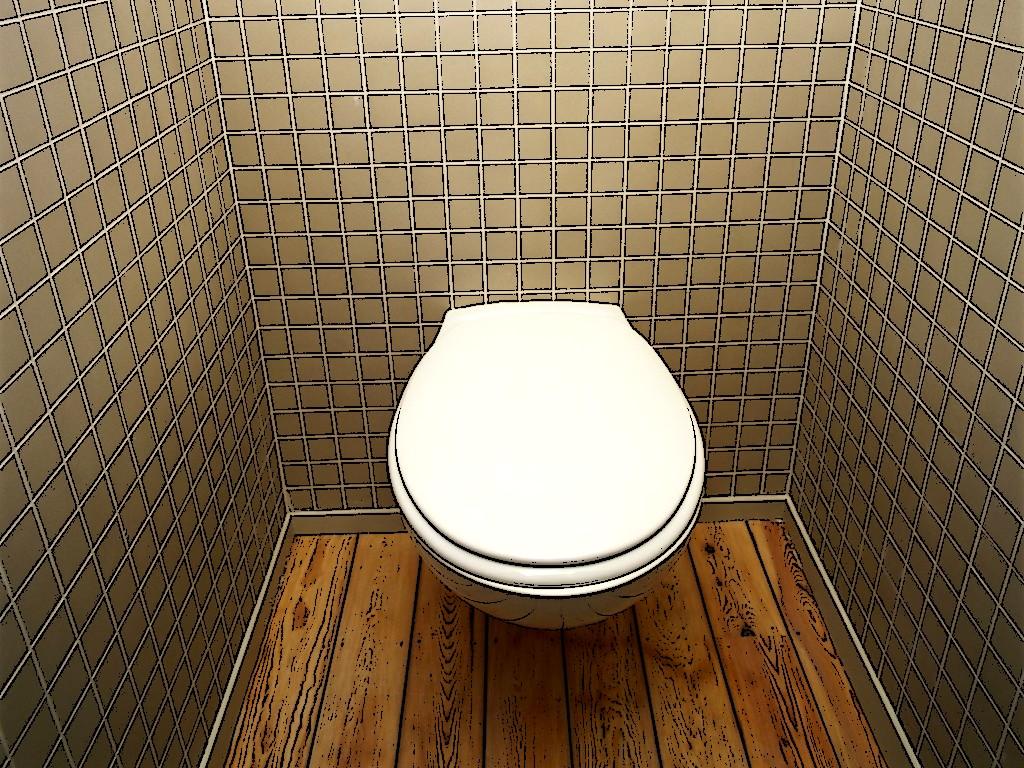 Toilet, gabinetto, cesso