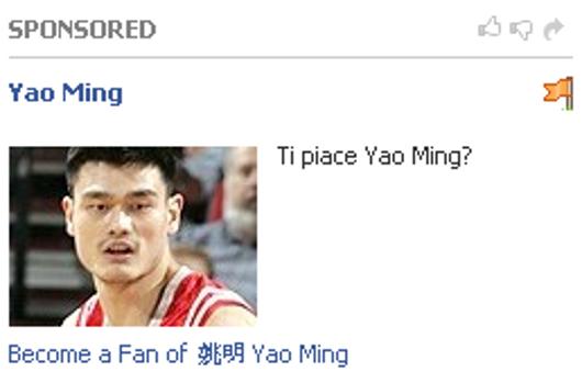 Ti piace Yao Ming