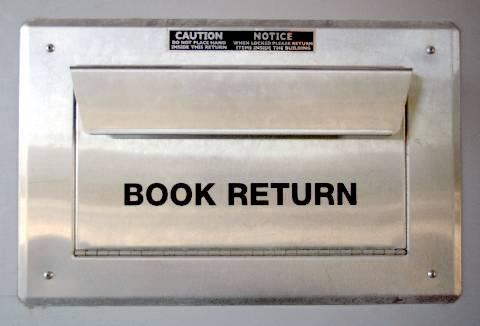 Restituzione libri usati