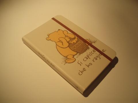 Quaderno Winnie the Pooh